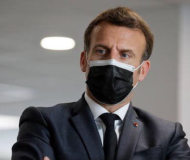 Lockdown we Francji. Emmanuel Macron zaostrza obostrzenia