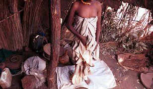 Tragedia dziecka w Somalii