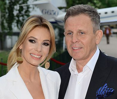 Izabela Janachowska i jej mąż Krzysztof Jabłoński zdradzili płeć dziecka