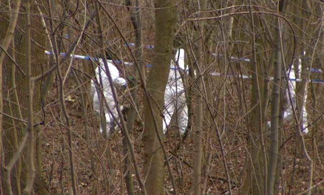 Ciało kobiety znalezione w gdańskim parku