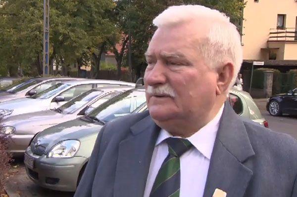 Lech Wałęsa przyznaje: nie oglądałem meczu. Dlaczego?