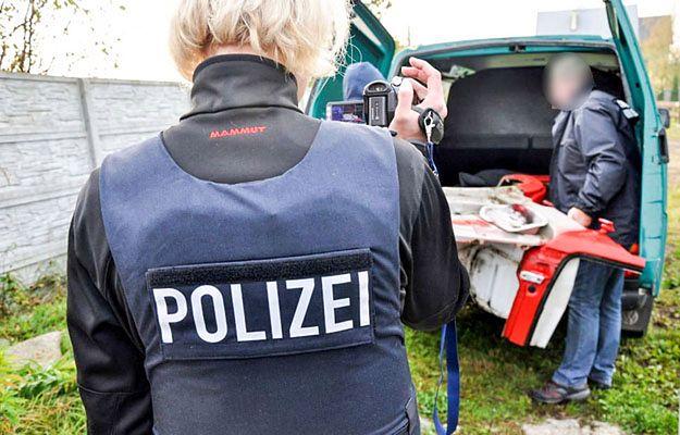 Policja rozbiła gang złodziei samochodów z okolic Gorzowa Wielkopolskiego