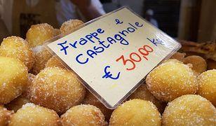 Słodkie przysmaki Włoch - styczeń 2018