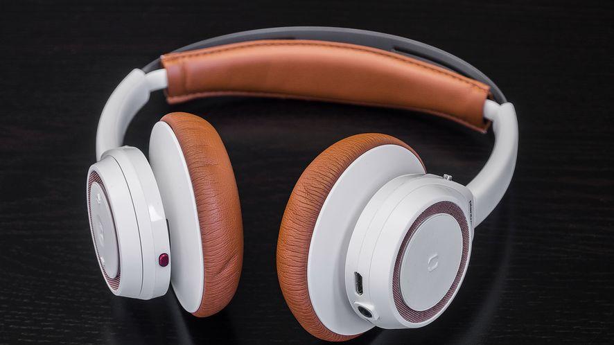 Plantronics Backbeat Sense: słuchawki bezprzewodowe, które zaskakują nietypowymi rozwiązaniami
