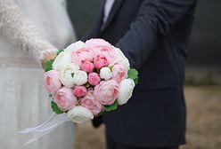 Urząd skarbowy przesłuchuje nowożeńców. Interesuje się rozliczeniem kosztów organizacji wesela