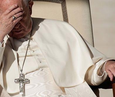 Atak Turcji na Syrię. Papież Franciszek apeluje o pokój i modli się za Syrię