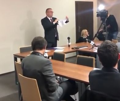 Sędzia Maciej Nawacki wywołał oburzenie. Jest zawiadomienie do prokuratury