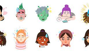 Naklejki z twoją twarzą w nowej funkcji wirtualnej klawiatury Google