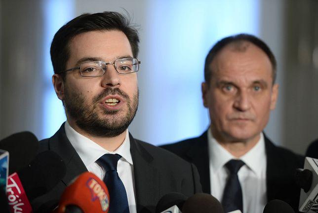 Wicemarszałek Sejmu Stanisław Tyszka jest zadowolony z decyzji Sądu Apelacyjnego