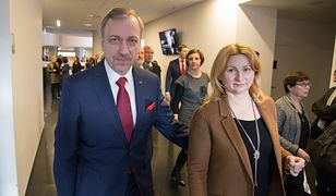 Barbara i Bogdan Zdrojewscy wystartują w wyborach do Senatu.