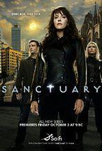 """""""Sanctuary"""": Początek wakacji z III. sezonem"""