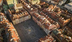 Warszawa. 40 lat Starego Miasta na liście UNESCO