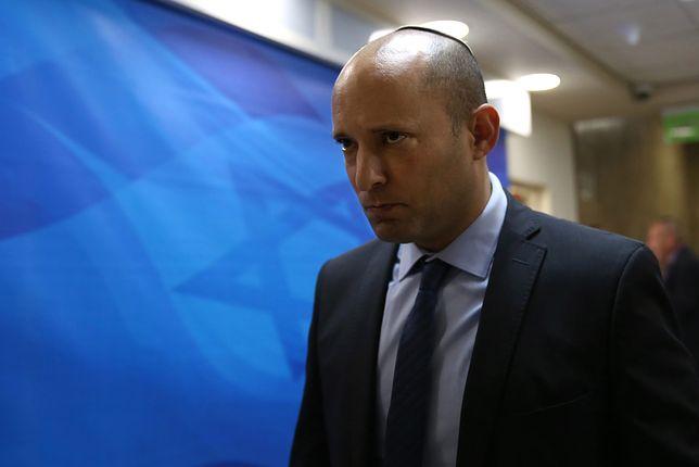 """Hańba"". Izraelski minister w natarciu. ""Ofiarami"" Polska i Izrael"