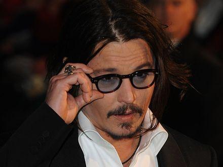 Wieczny chłopiec Johnny Depp