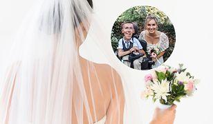 Shane Burcaw i Hannah Aylward wzięli ślub. Charakterystyczna para youtuberów od lat wzbudza emocje