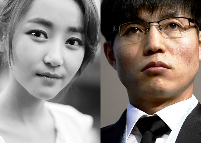 Park Yeon-mi i Shin Dong-hyuk