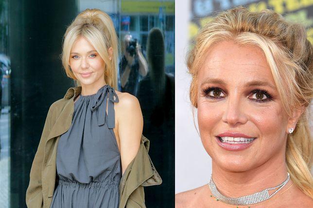 Kasia Moś, Britney Spears