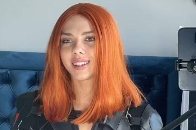 Sobowtór Scarlett Johansson podbija TikToka! Dziewczyna wygląda jak klon aktorki.