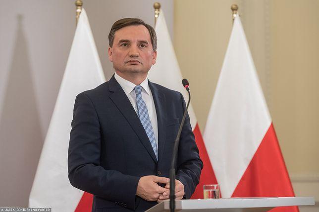 Zbigniew Ziobro odwołał z delegacji sędziego Pawła Juszczyszyna