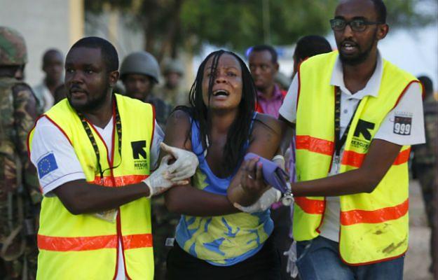 W ataku na kampus uniwersytetu w Garissie zginęło 148 osób, około 80 zostało rannych