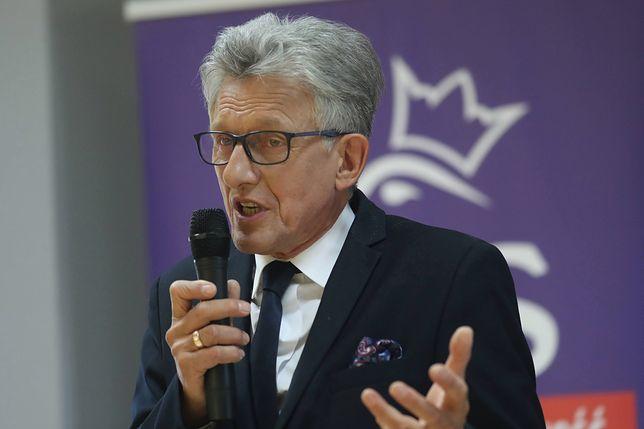 Stanisław Piotrowicz zapewnia, że reforma zostanie wdrożona