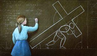 Religia katolicka jest silnie obecna w polskim publicznym szkolnictwie