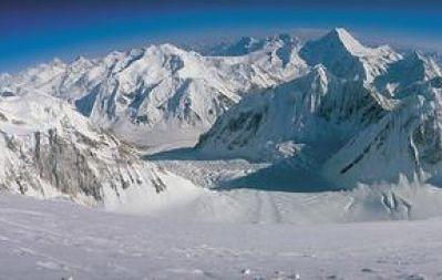 Mount Everest - Głowa Nieba