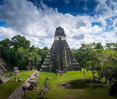 Gwatemala jest położona w Ameryce Środkowej
