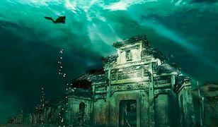 Niesamowite podwodne miasta