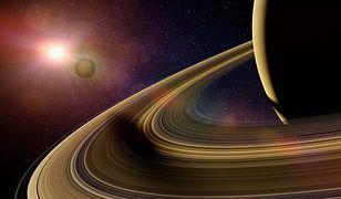 Naukowcy odkryli 20 nowych księżyców Saturna