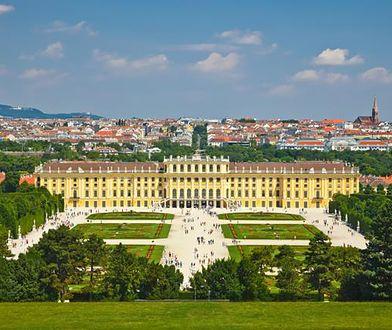 Wiedeń. Pałac Schönbrunn. Z wizytą w austriackim Wersalu