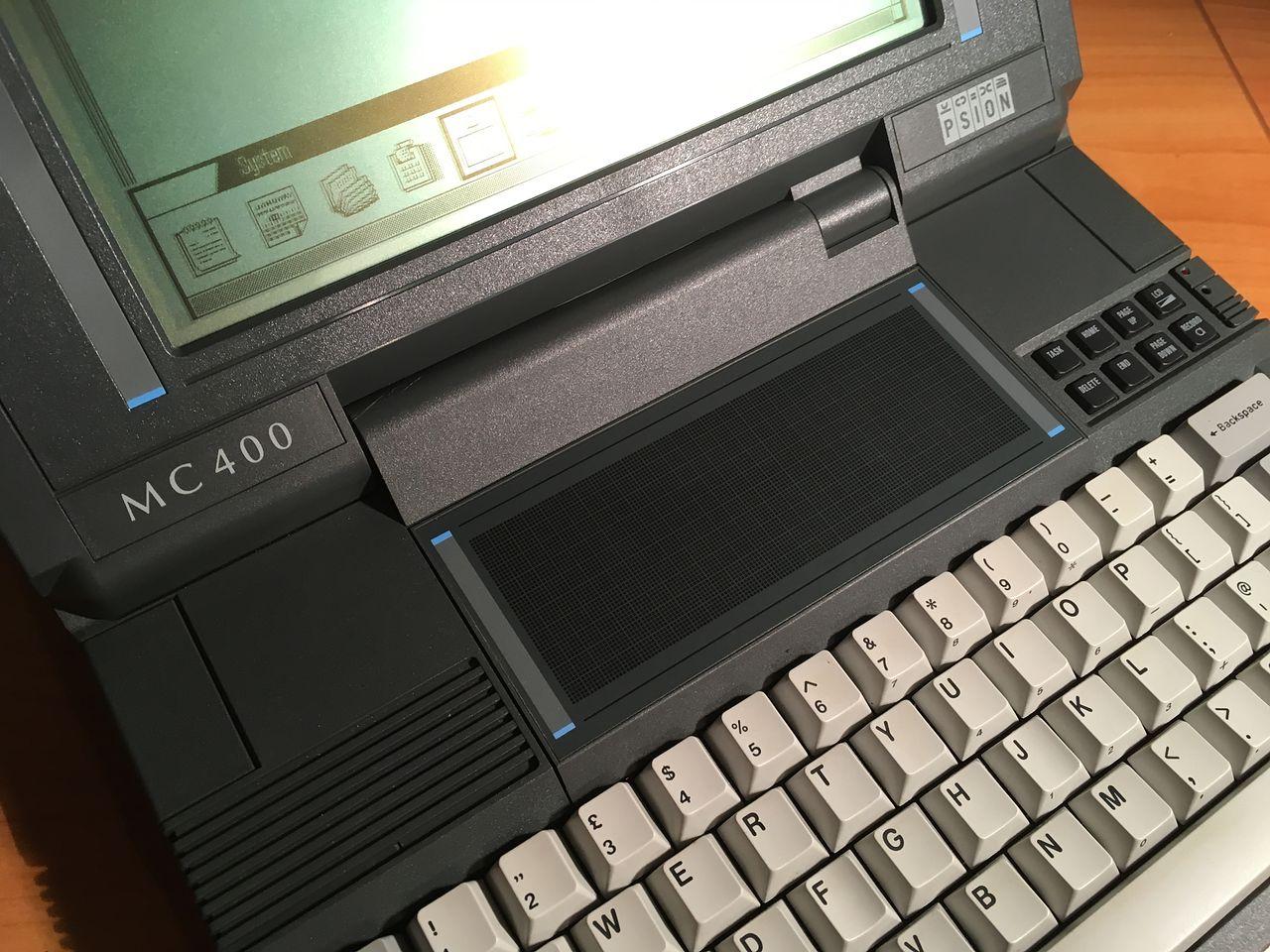 Retromaniak: Psion MC 400 — przybysz z przyszłości