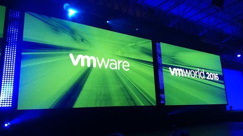 Bądź jutrem, czyli jak VMware goni za przyszłością, by nastała już dzisiaj #vmworld
