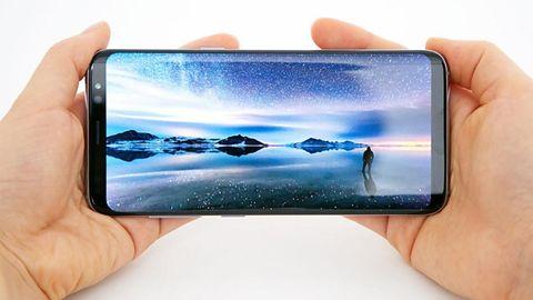 """Wyświetlacz Galaxy S8 przestanie się czerwienić. """"Łatka"""" w drodze"""