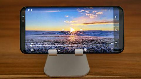 Samsung Galaxy S8 – o co chodzi z wyświetlaczem Infinity?