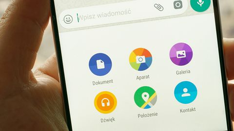 WhatsApp pozwala już przesyłać dowolne pliki, o ile nie są za duże