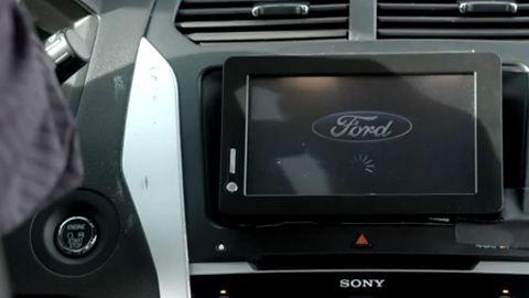 Intel i Ford pracują nad system rozpoznającym twarz kierowcy auta