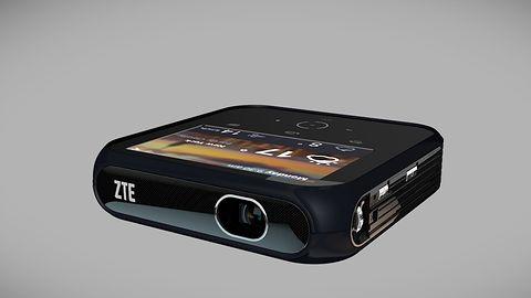 Sprint Live Pro, czyli projektor-hotspot od ZTE
