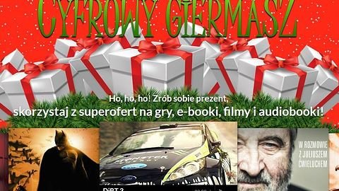 Szukasz prezentu? Sprawdź Świąteczny Giermasz na CDP.pl
