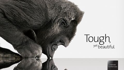 Dzięki nowej wersji Gorilla Glass zapomnimy o porysowanych ekranach
