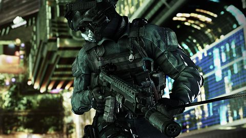 Call of Duty: Ghosts najpiękniejsze na PC