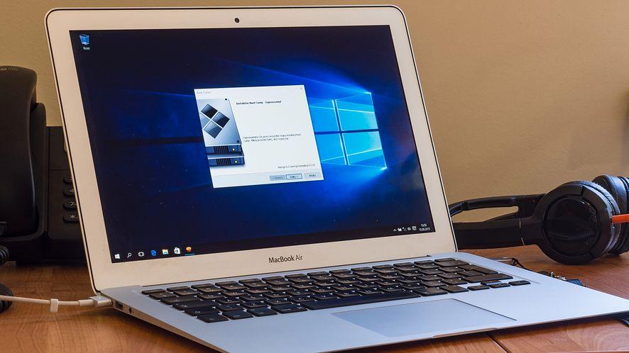 Zainstaluj Windowsa na swoim Macu