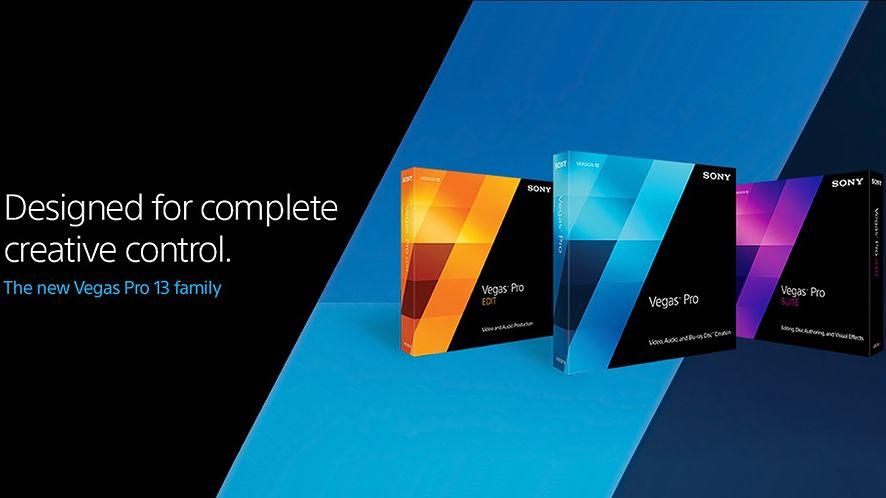 Sony Vegas Pro 13 Edit za 499 zł