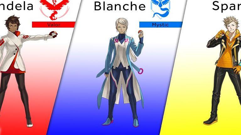 Pokémon GO: większa stabilność, nowe Pokemony, personalizacja Pokestopów i liderzy drużyn