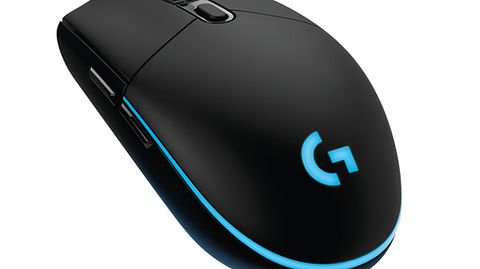 Logitech: Aktualizacja oprogramowania dla myszy G203 Prodigy