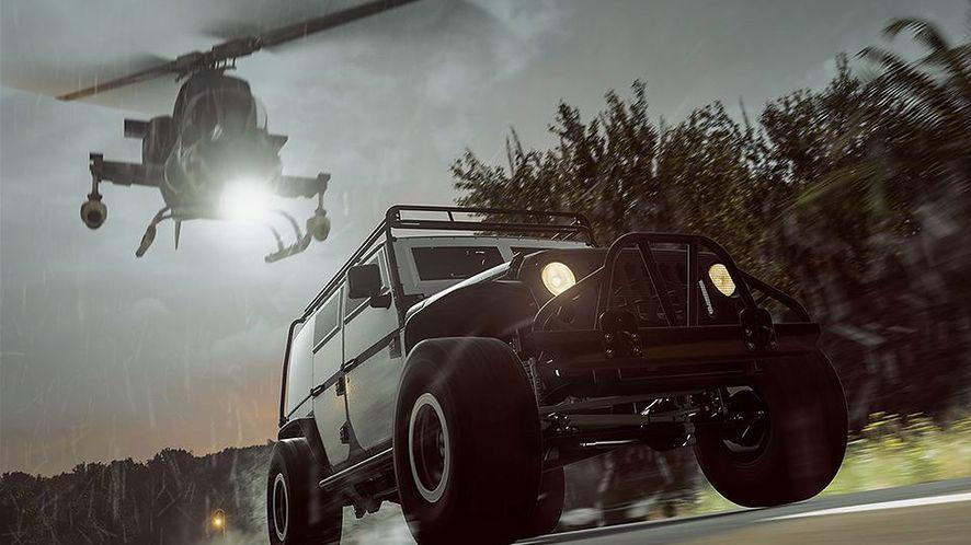 Bezpłatne Forza Horizon 2 Presents Fast & Furious już do pobrania na konsolach Xbox