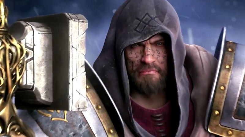 Zwiastun Lords of the Fallen — Debut Trailer