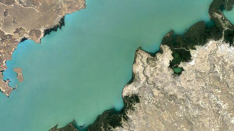 Google poprawia zdjęcia satelitarne świata w Mapach. Efekty robią wrażenie