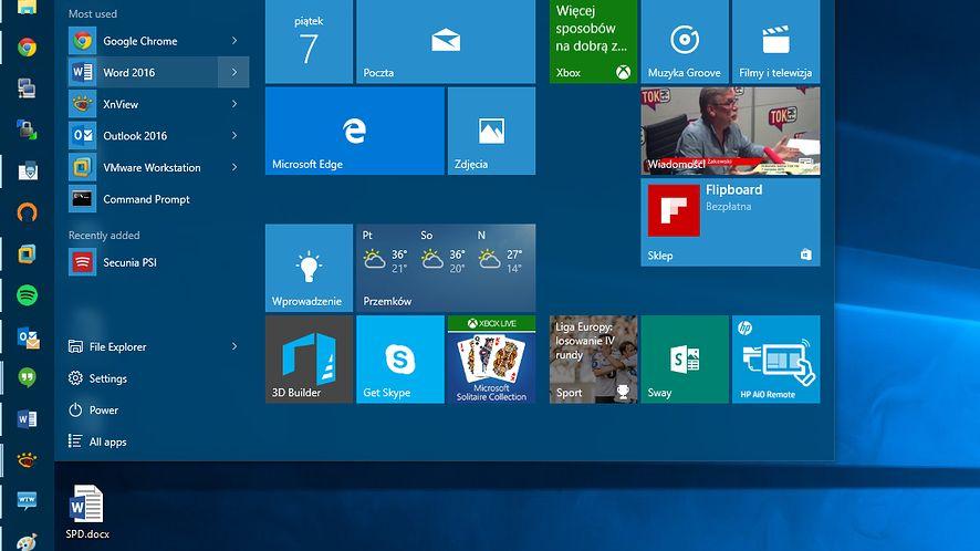 Odchudzamy Windows 10: usuwanie aplikacji wbudowanych w system