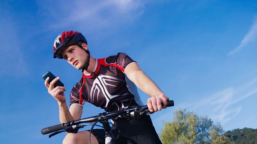 Najlepsze aplikacje na rower. Warto z nich skorzystać